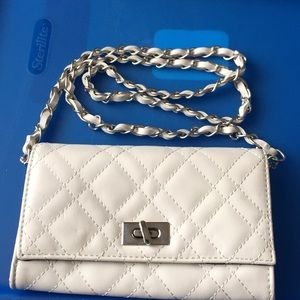 Perfect for spring crossbody/clutch
